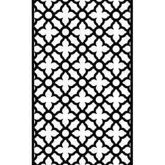 Vách cnc inox mã VC0042