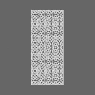 Vách cnc inox mã VC0154