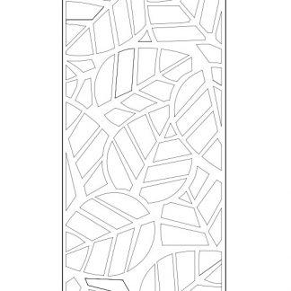 Mẫu vách cnc Kingin (K0002)