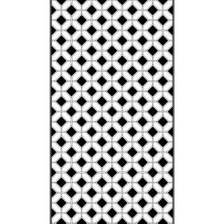 Mẫu vách cnc Kingin (K0003)
